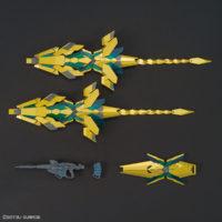 HGUC 1/144 ユニコーンガンダム3号機フェネクス(デストロイモード)(ナラティブVer.) [Unicorn Gundam 03 Phenex (Destroy Mode)(Narrative Ver.)] 公式画像3