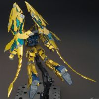 HGUC 1/144 ユニコーンガンダム3号機フェネクス(デストロイモード)(ナラティブVer.) [Unicorn Gundam 03 Phenex (Destroy Mode)(Narrative Ver.)] 公式画像5