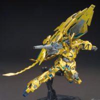 HGUC 1/144 ユニコーンガンダム3号機フェネクス(デストロイモード)(ナラティブVer.) [Unicorn Gundam 03 Phenex (Destroy Mode)(Narrative Ver.)] 公式画像6