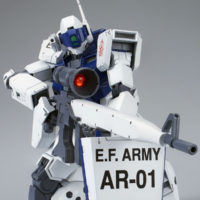 MG 1/100 RGM-79SP ジム・スナイパーII(ホワイト・ディンゴ隊仕様) [GM Sniper II (White Dingo Team Spec)] 公式画像2