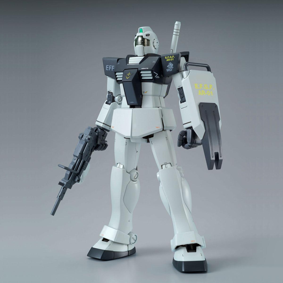 RGM-79 ジム [ホワイト・ディンゴ隊仕様機]