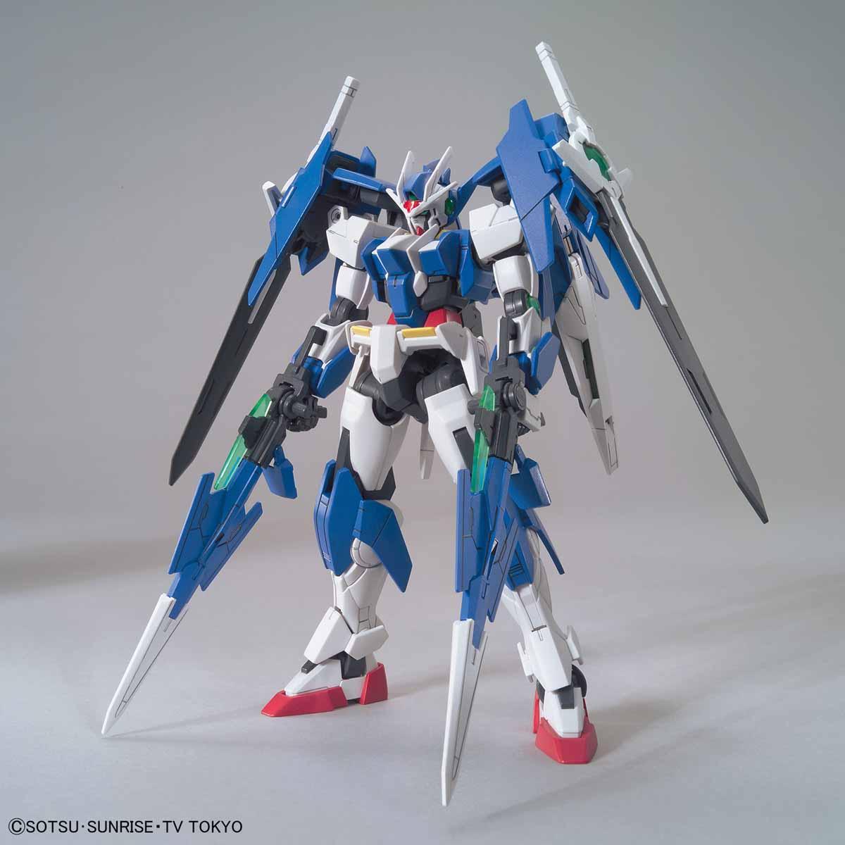 68947HGBD 1/144 ガンダムダブルオーダイバーエース [Gundam 00 Diver ACE] JAN:4549660257561