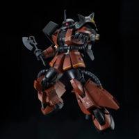 RG 1/144 ギャビー・ハザード専用ザクII 公式画像8