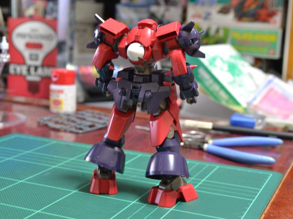 HGBD 005 1/144 GNX-803OG オーガ刃-X 背面