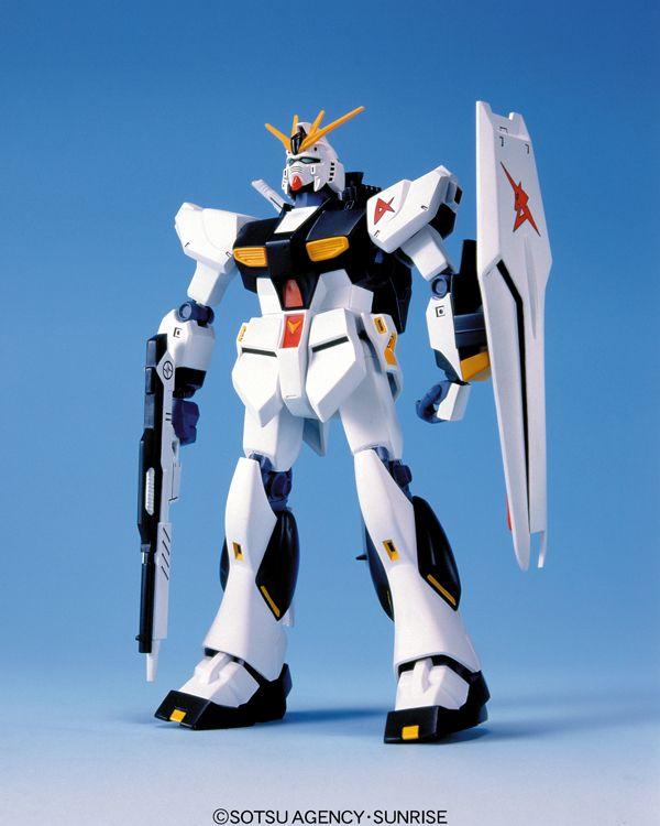旧キット 1/144 RX-93 νガンダム [ν Gundam] 4902425104201