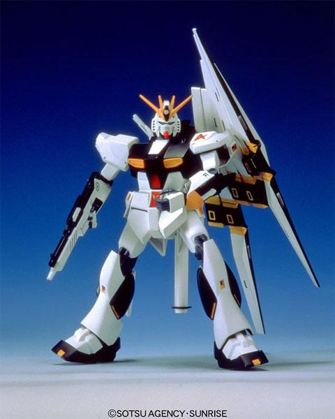 旧キット 1/144 RX-93 νガンダム フィン・ファンネル装備型 [ν Gundam Fin-Fannel Equipment Type] 4902425243917
