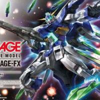 HG 1/144 AGE-FX ガンダムAGE-FX [Gundam AGE-FX] パッケージ