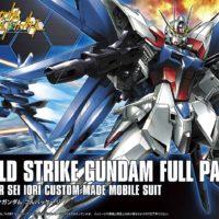 HGBF 1/144 GAT-X105B/FP  ビルドストライクガンダム フルパッケージ [Build Strike Gundam Full Package] パッケージ