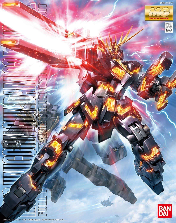 MG 1/100 RX-0 ユニコーンガンダム2号機バンシィ [Unicorn Gundam 02 Banshee] 0175316 4543112753168