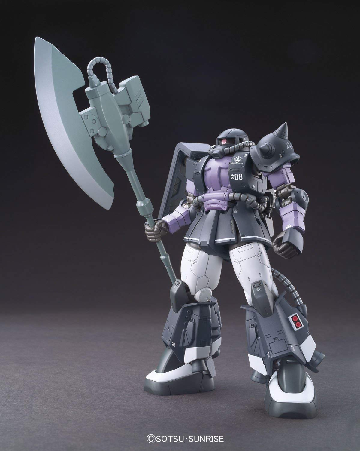 HG 1/144 MS-06R-1A 高機動型ザクII(オルテガ専用機) [Zaku II High Mobility Type (Ortega Custom)] 0196697 5057734 4543112966971 4573102577344