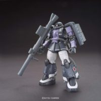 HG 1/144 MS-06R-1A 高機動型ザクII(ガイア/マッシュ専用機) [Zaku II High Mobility Type (Gaia/Mash Custom)]
