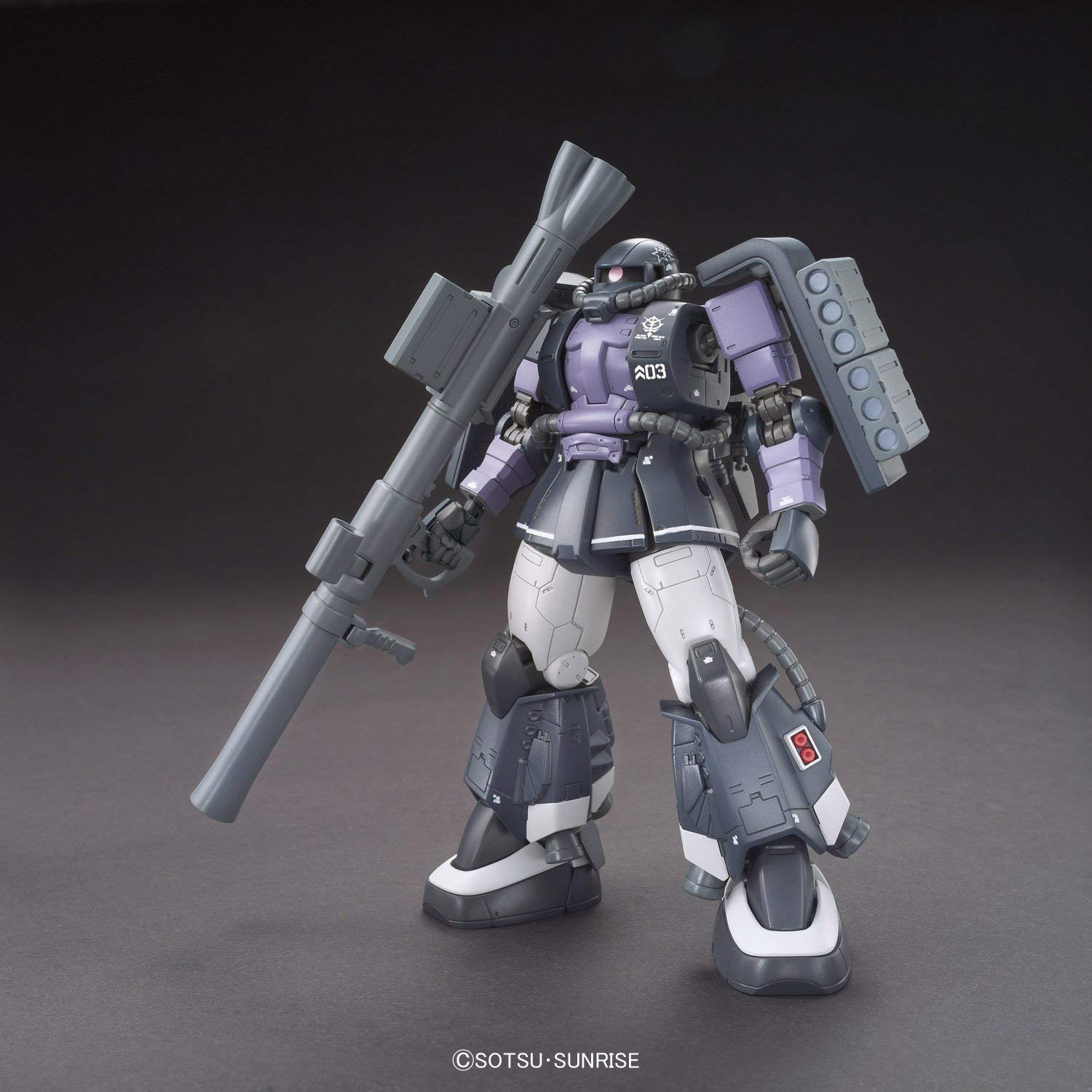 4771HG 1/144 MS-06R-1A 高機動型ザクII(ガイア/マッシュ専用機) [Zaku II High Mobility Type (Gaia/Mash Custom)]