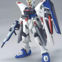 HG 1/144 R15 ZGMF-X10A フリーダムガンダム [Freedom Gundam] JAN:4543112753052 素組画像