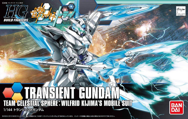 HGBF 1/144 GN-9999 トランジェントガンダム [Transient Gundam]