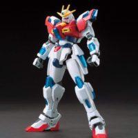 HGBF 1/144 TBG-011B トライバーニングガンダム [Try Burning Gundam] 公式画像1