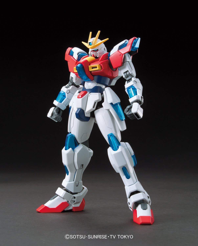 HGBF 1/144 TBG-011B トライバーニングガンダム [Try Burning Gundam] 0195958 5055437