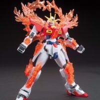 HGBF 1/144 TBG-011B トライバーニングガンダム [Try Burning Gundam] 公式画像6