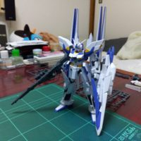 HGUC 1/144 MSN-001X ガンダムデルタカイ [Gundam Delta Kai]