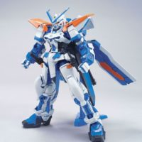 HGCE 1/144 MBF-P03R ガンダムアストレイ ブルーフレーム セカンドL [Gundam Astray Blue Frame Second L] 公式画像1