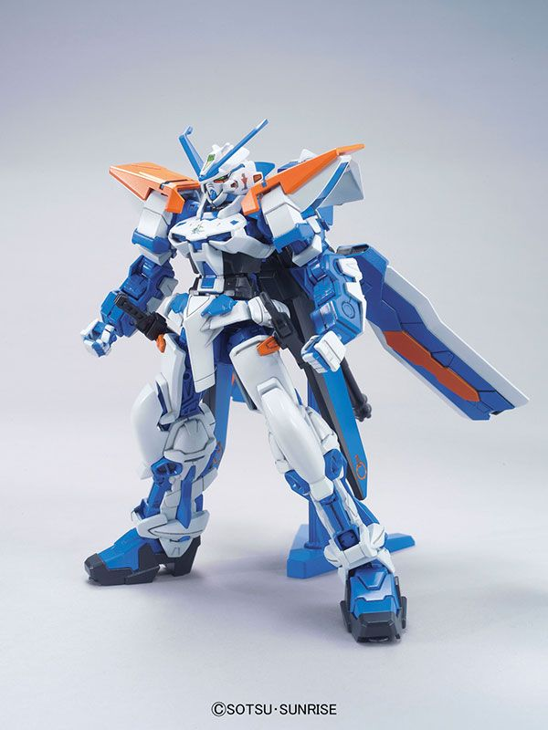 2118HGCE 1/144 MBF-P03R ガンダムアストレイ ブルーフレーム セカンドL [Gundam Astray Blue Frame Second L]