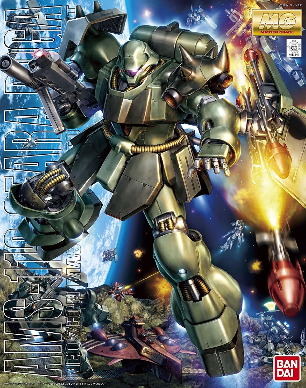 MG 1/100 AMS-119 ギラ・ドーガ [Geara Doga] 0183648