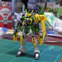 HGBD 1/144 XXXG-01S2龍虎狼 ガンダムジーエンアルトロン [Gundam Jiyan Altron] JAN:4549660303565