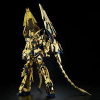 MG 1/100 ユニコーンガンダム3号機 フェネクス(ナラティブVer.) [Unicorn Gundam 03 Phenex (Narrative Ver.)]
