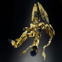 MG 1/100 ユニコーンガンダム3号機 フェネクス(ナラティブVer.) [Unicorn Gundam 03 Phenex (Narrative Ver.)] 公式画像7