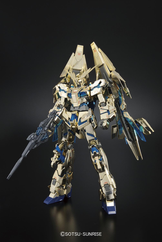 RX-0 ユニコーンガンダム3号機 フェネクス [Unicorn Gundam 03 Phenex]