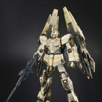 MG 1/100 RX-0 ユニコーンガンダム3号機 フェネクス 公式画像3