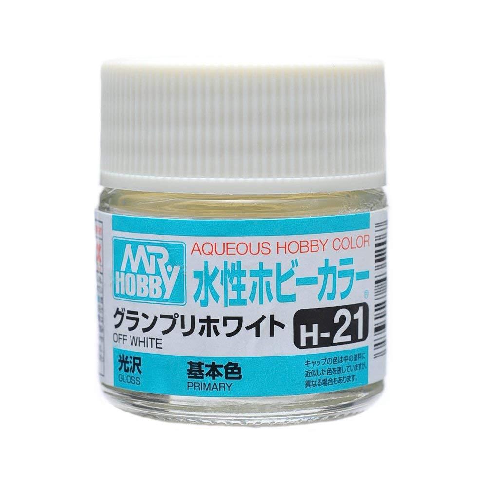 水性ホビーカラー H21 グランプリホワイト 光沢
