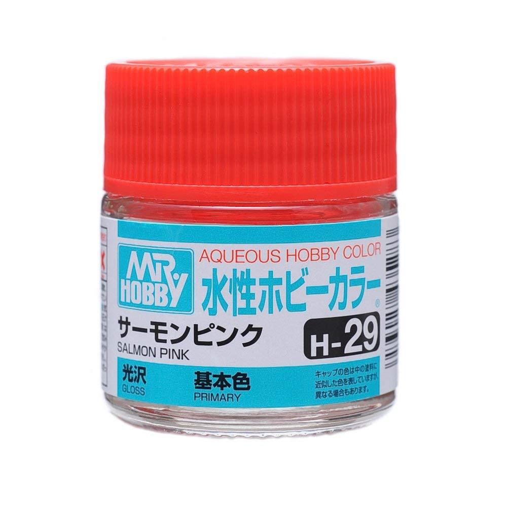 水性ホビーカラー H29 サーモンピンク 光沢