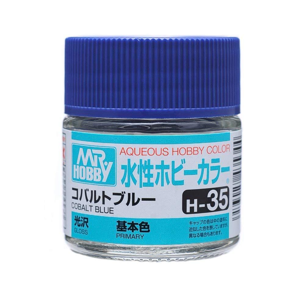 水性ホビーカラー H35 コバルトブルー 光沢