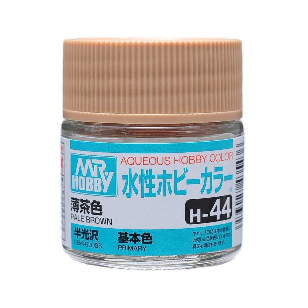 水性ホビーカラー H44 薄茶色 半光沢