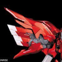 MG 1/100 MSN-06S シナンジュ Ver.Ka チタニウムフィニッシュ 公式画像8