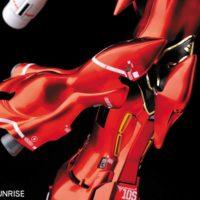 MG 1/100 MSN-06S シナンジュ Ver.Ka チタニウムフィニッシュ 公式画像9