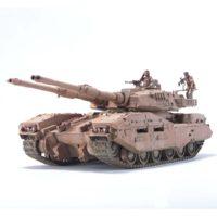 U.C.HARD GRAPH 006 1/35 地球連邦軍 61式戦車5型 セモベンテ隊