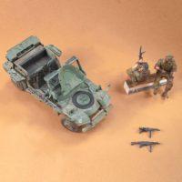 U.C.HARD GRAPH 1/35 ジオン公国軍 サイクロプス隊セット 公式画像6
