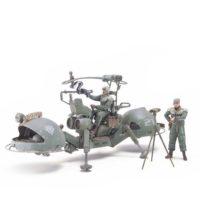 U.C.HARD GRAPH 001 1/35 ジオン公国軍 機動偵察セット 公式画像1