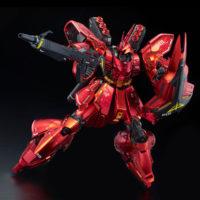 MG 1/100 サザビー Ver.Ka [スペシャルコーティング] 公式画像4
