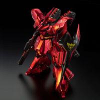 MG 1/100 サザビー Ver.Ka [スペシャルコーティング] 公式画像8