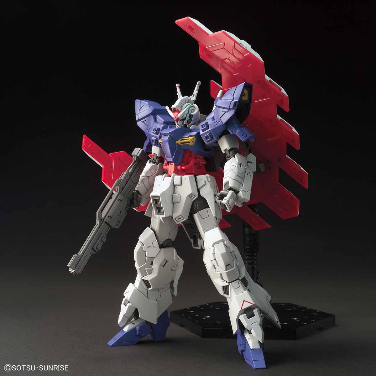 HGUC 1/144 AMS-123X-X ムーンガンダム [Moon Gundam] 5055332
