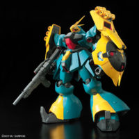 RE/100 1/100 ヤクト・ドーガ(ギュネイ・ガス機) 公式画像1