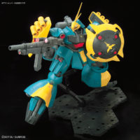 RE/100 1/100 ヤクト・ドーガ(ギュネイ・ガス機) 公式画像4