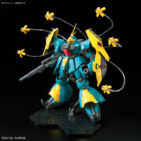 RE/100 1/100 ヤクト・ドーガ(ギュネイ・ガス機) 公式画像6