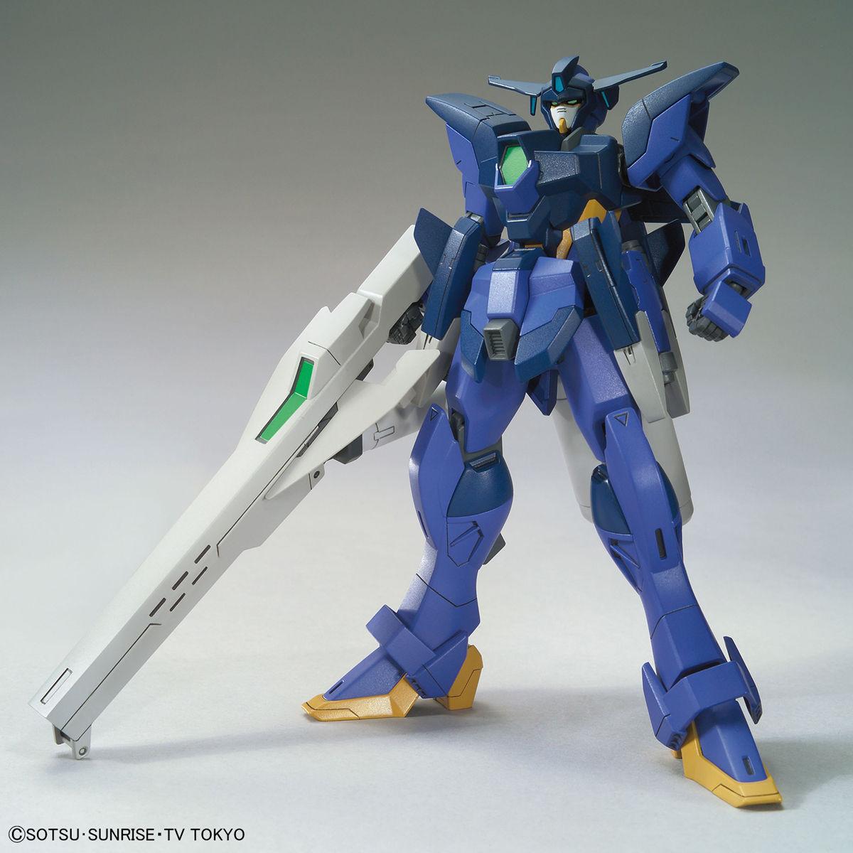 HGBD 1/144 インパルスガンダムアルク [Impulse Gundam Arc] 4573102553362