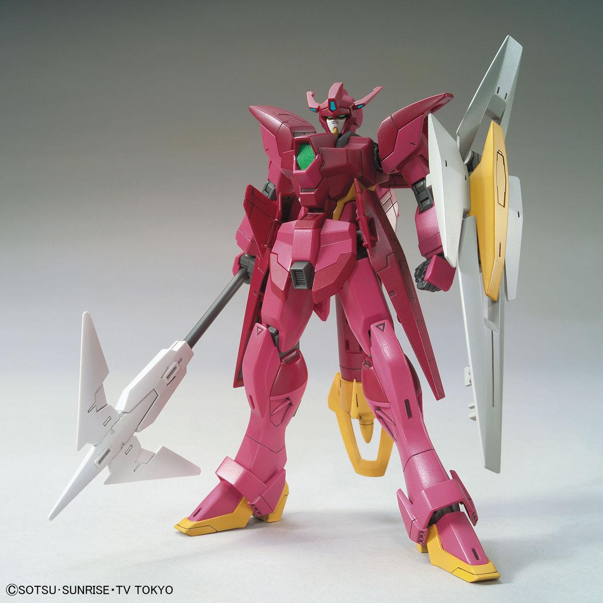 72995HGBD 1/144 インパルスガンダムランシエ [Impulse Gundam Lancier]