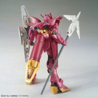 HGBD 1/144 インパルスガンダムランシエ [Impulse Gundam Lancier] 公式画像2