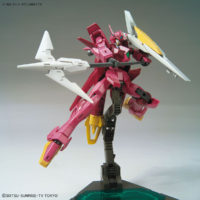 HGBD 1/144 インパルスガンダムランシエ [Impulse Gundam Lancier] 公式画像4
