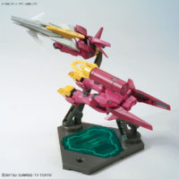 HGBD 1/144 インパルスガンダムランシエ [Impulse Gundam Lancier] 公式画像7
